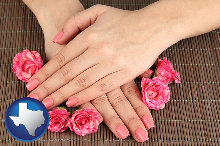Manicures & Pedicures in Texas